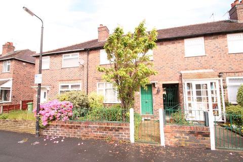 2 bedroom terraced house to rent - Brunswick Road, Altrincham, WA14 1LP