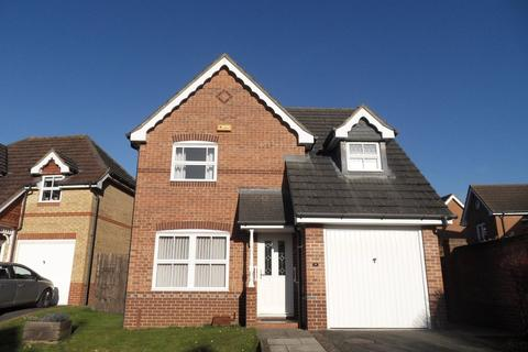3 bedroom detached house to rent - Tabberer Close, Oakham