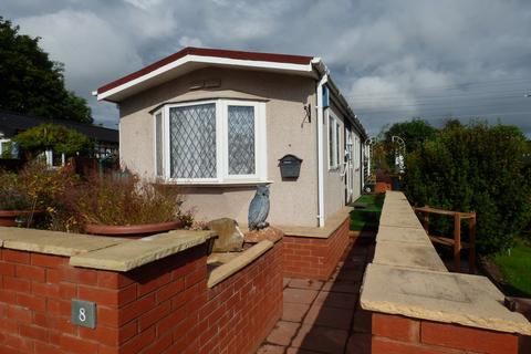 1 bedroom mobile home for sale - The Firs, Hawks Green