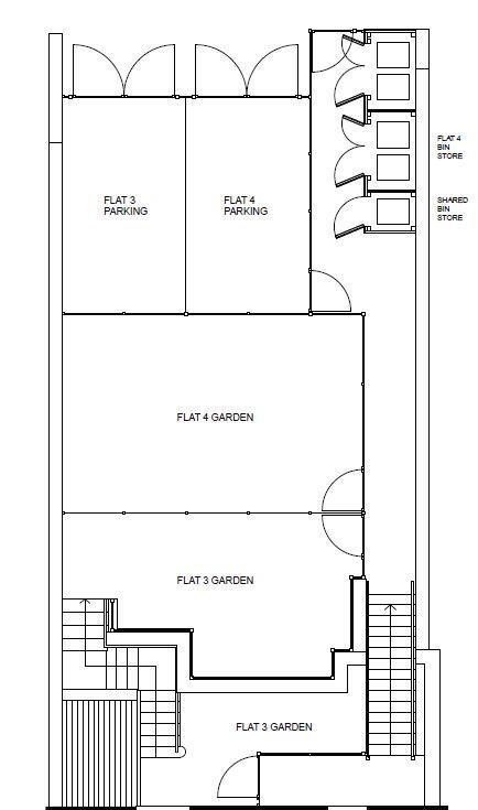 Floorplan 2 of 2: Garden & Parking