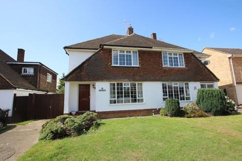3 bedroom semi-detached house for sale - Purcell Avenue, Tonbridge