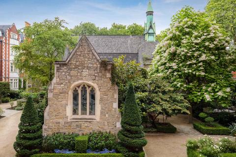 5 bedroom detached house for sale - Rose Square, The Bromptons, South Kensington