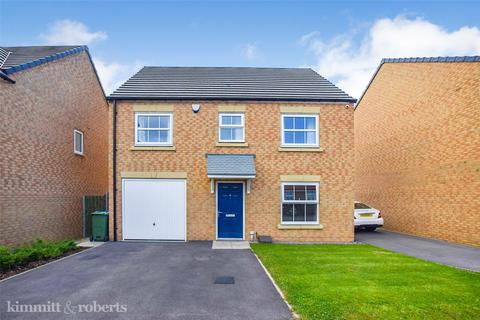 4 bedroom detached house for sale - Dunnock Way, Easington Lane, Tyne and Wear, DH5