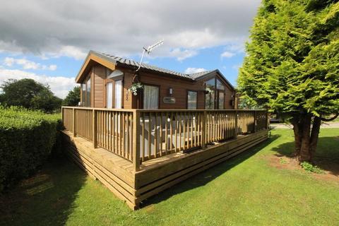 2 bedroom detached bungalow for sale - 2 Bed Park Home Lodge