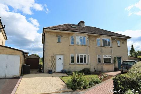 5 bedroom semi-detached house for sale - Stonehouse Lane, Combe Down, Bath
