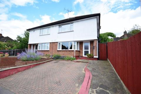 3 bedroom semi-detached house for sale - Elmwood Crescent, Luton