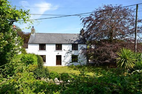 4 bedroom detached house for sale - St. Florence, Tenby