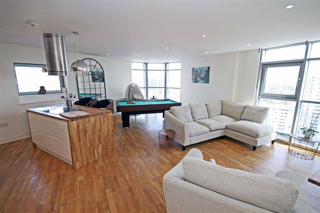 altolusso, cardiff 3 bed flat for sale - 275,000