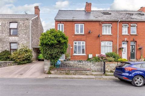 3 bedroom end of terrace house for sale - Granville Terrace, Chepstow, Monmouthshire