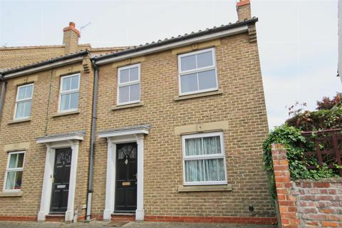 3 bedroom end of terrace house for sale - Castle Mews, West End, South Cave