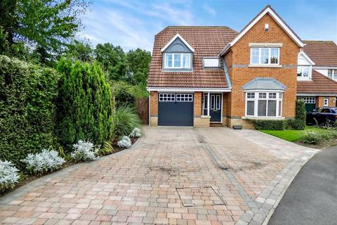 4 bedroom detached house for sale - St Andrews Close, Whitley Bay