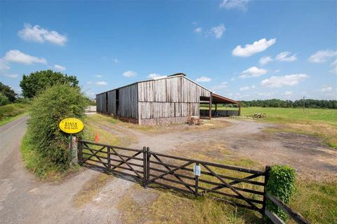 1 bedroom property with land for sale - Barons Road, Nantwich, Cheshire