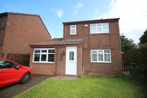 3 bedroom detached house for sale - Moor Gardens, North Shields