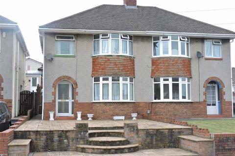 3 bedroom semi-detached house for sale - Llanllienwen Road, Cwmrhydyceirw
