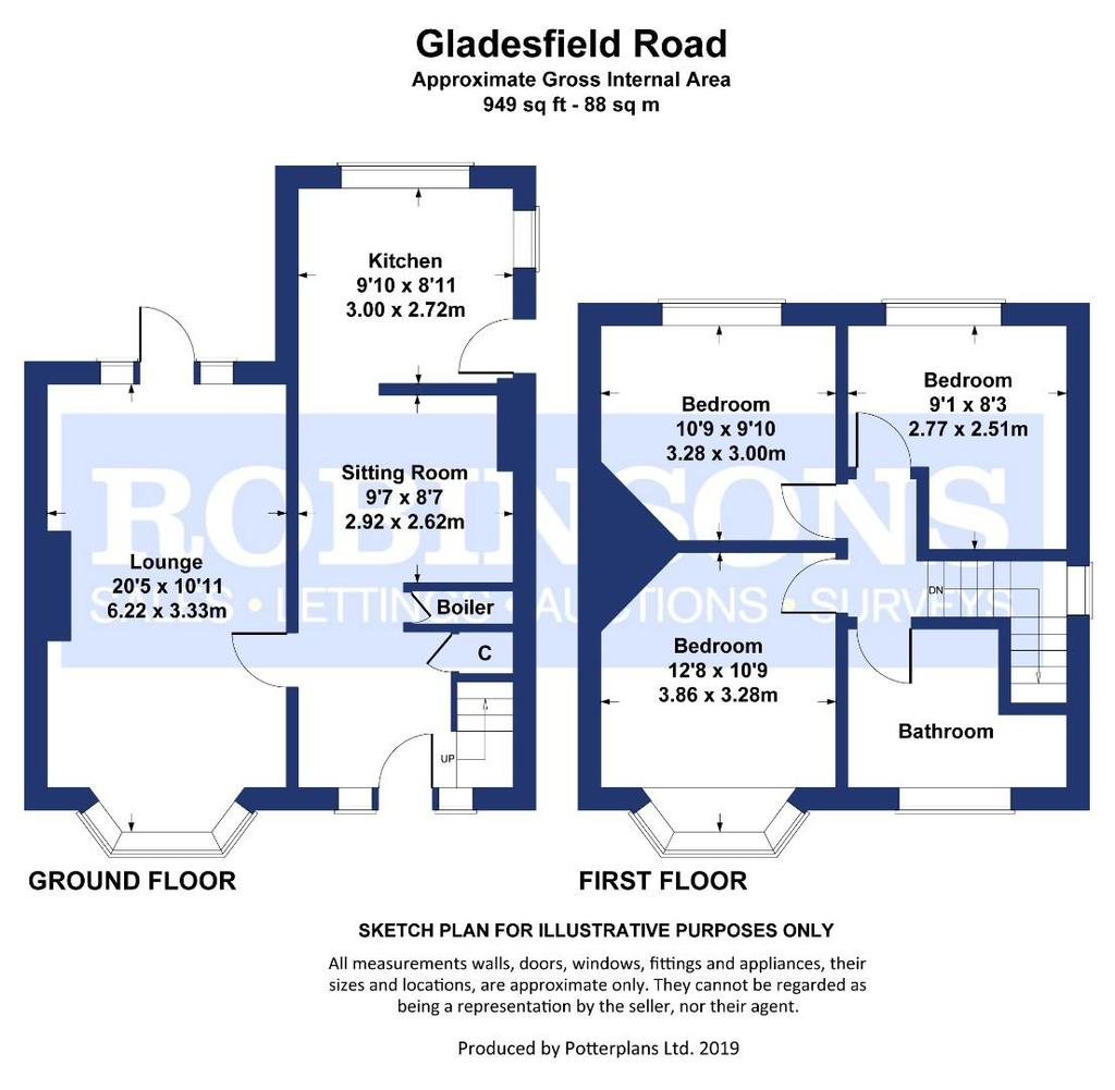 Floorplan: Gladesfield Road.jpg
