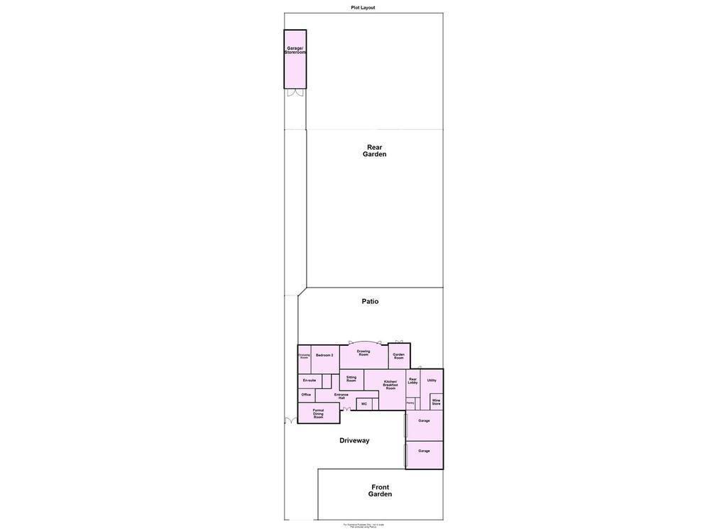 Floorplan 2 of 2: Plot plan.jpg