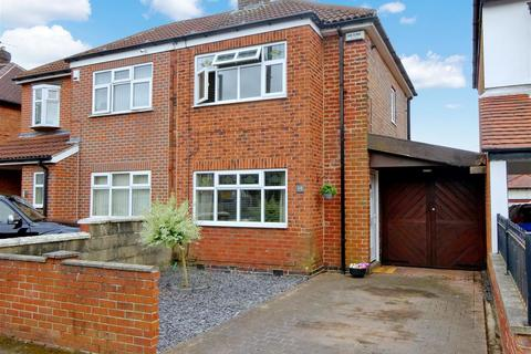 2 bedroom semi-detached house for sale - Oakleigh Avenue, Chaddesden, Derby