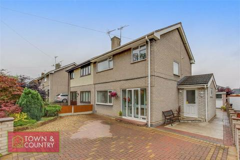 3 bedroom semi-detached house for sale - Nant Road, Connah's Quay, Deeside, Flintshire