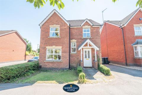 4 bedroom detached house for sale - Knights Templar Way, Tile Hill, Coventry