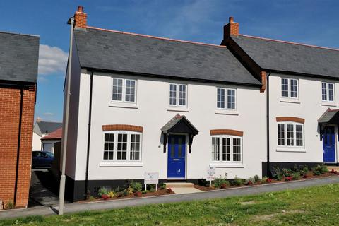 3 bedroom terraced house for sale - HELP TO BUY AVAILABLE - With GARAGE in CHICKERELL