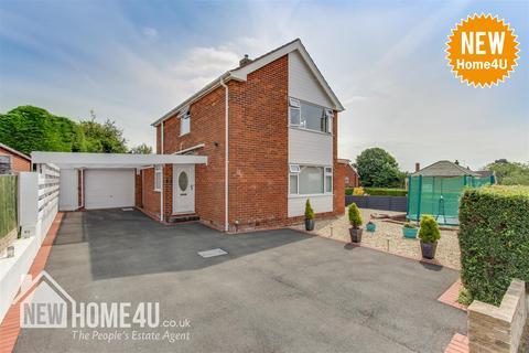 4 bedroom detached house for sale - Hafod Park, Mold