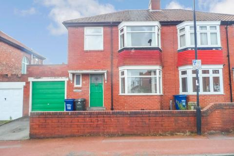 3 bedroom semi-detached house for sale - Dovedale Gardens, High Heaton, Newcastle upon Tyne, Tyne and Wear, NE7 7QP