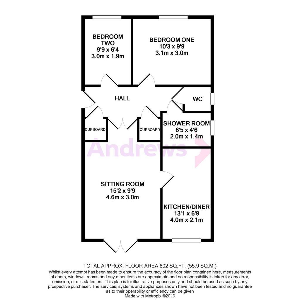 Floorplan: Metropix12696541