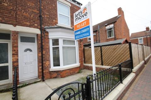 2 bedroom terraced house to rent - Ivydene Vilas, Estcourt Street, Hull, HU9