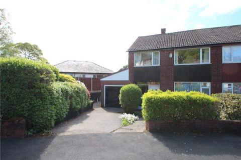 3 bedroom semi-detached house for sale - Castle Hill Crescent, Sudden, Rochdale