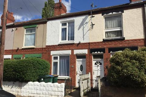2 bedroom terraced house to rent - Collingwood Rd, Earlsdon, Coventry,