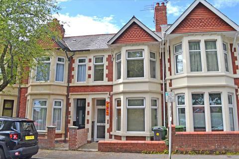 3 bedroom terraced house for sale - NEW ZEALAND ROAD, HEATH/GABALFA, CARDIFF