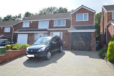 3 bedroom semi-detached house for sale - Kinross Crescent, Park Farm, Great Barr, Birmingham