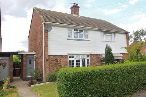 2 bedroom semi-detached house for sale - Church Hill, Little Waltham, Chelmsford, Essex, CM3