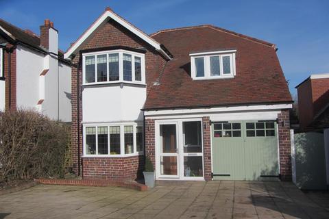 4 bedroom detached house to rent - Knightlow Road, Harborne, Birmingham, B17 8QA