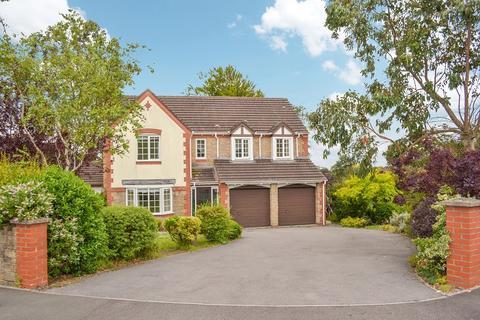 5 bedroom detached house for sale - Carreg Erw, Margam Village, Port Talbot, Neath Port Talbot. SA13 2XY