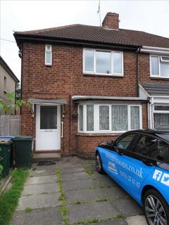 4 bedroom semi-detached house to rent - Blackwell Road, Coventry