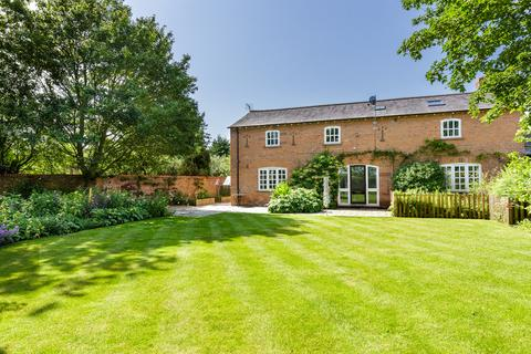 4 bedroom barn conversion for sale - 1 The Saddlers, Marton, CW7 2QH