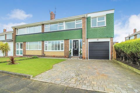 4 bedroom semi-detached house for sale - Beamish Court, Whitley Bay