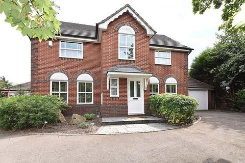4 bedroom detached house to rent - Hawthorn Villas, Holmes Chapel, Cheshire