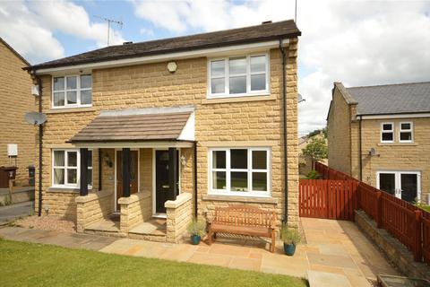 2 bedroom semi-detached house for sale - Slingsby Close, Apperley Bridge, Bradford, West Yorkshire