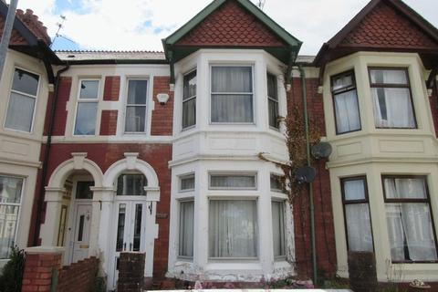 3 bedroom terraced house for sale - Summerfield Avenue Heath Cardiff CF14 3QA