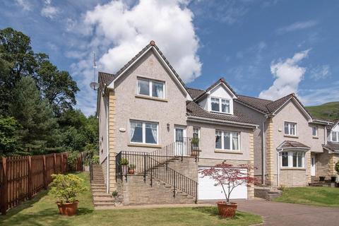 4 bedroom detached house for sale - Willison Crescent, Tillicoultry, Clackmananshire, Scotland, FK13 6NZ