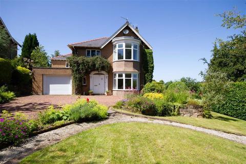 4 bedroom detached house for sale - Ryecroft Way, Wooler, Northumberland, NE71