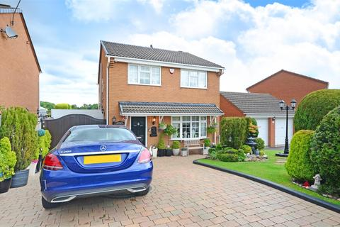 4 bedroom detached house for sale - Hoylake Avenue, Chesterfield