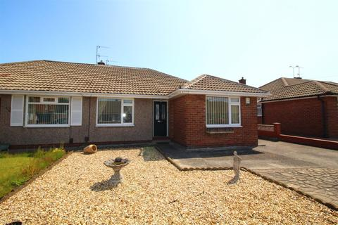 2 bedroom semi-detached bungalow for sale - Grindon Close, Whitley Bay