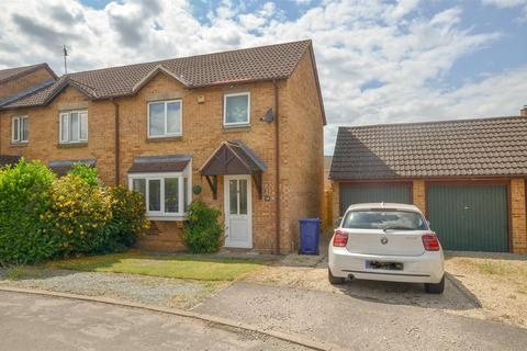 3 bedroom end of terrace house for sale - Lyneham Road, Bicester