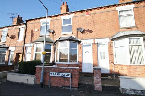 2 bedroom terraced house to rent - Worrall Avenue, Arnold, Nottinghamshire, NG5 7GN