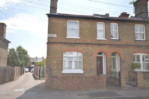 3 bedroom end of terrace house for sale - Mildmay Road, Chelmsford, CM2