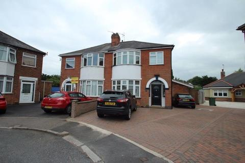 3 bedroom semi-detached house to rent - Kew Drive, Wigston Fields, Leicester, LE18 1HH