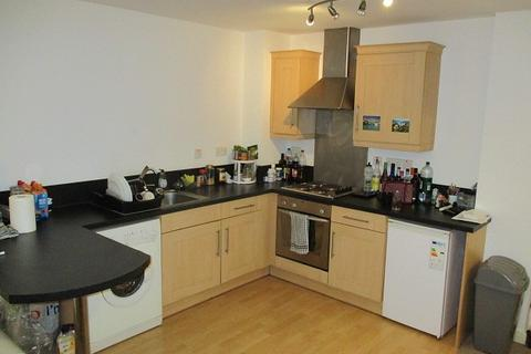 1 bedroom apartment to rent - Park West, Derby Road, Canning Circus, NG7 1LU